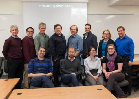 Neurophotonics Platform launch meeting