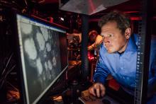 Yves De Koninck, Lauréat du prix Brockhouse - Photo Martin Lipman/CRSNG